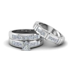 39 Perfect Bride And Groom Wedding Ring Sets Groom wedding rings