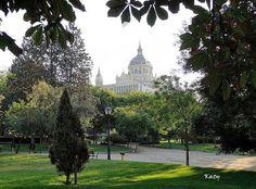Parque Atenas. Madrid