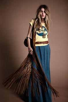 Return to Woodstock ╰☆╮Boho chic bohemian boho style hippy hippie chic bohème vibe gypsy fashion indie folk the . Boho Chic, Hippie Chic, Mode Hippie, Estilo Hippie, 70s Hippie, Style Indie, Gypsy Style, Boho Gypsy, Hippie Style