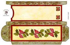 Manualidades en papel para Navidad: cajitas, calendarios... : Para Niños Con Cabeza