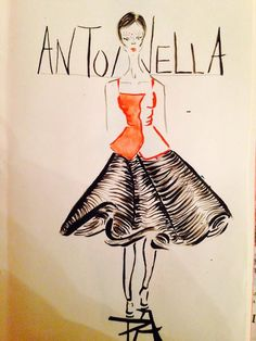 judge a book by it's cover- Antonella Pachta 2015 Art Sketches, Disney Princess, Disney Characters, Book, Cover, Fashion, Moda, La Mode, Books
