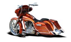 Eddie Trotta's Thunder Cycle Designs Bagger (png).    http://thundercycledesign.com/bagger-parts