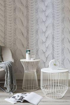 De wandkleden, die zijn ontworpen en verkocht worden door Murals Wallpaper, maken gebruik van moderne digitale printtechnieken