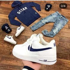 Dope Outfits For Guys, Swag Outfits Men, Stylish Mens Outfits, Tomboy Outfits, Nike Outfits, Hype Clothing, Mens Clothing Styles, Kenza Farah, Jordan Outfits