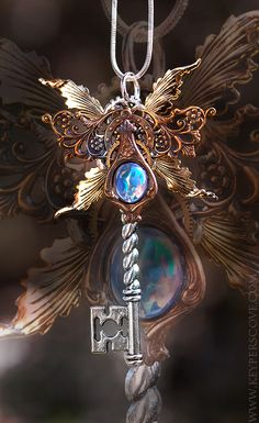 Key to the Land of Magic by KeypersCove.deviantart.com on @deviantART