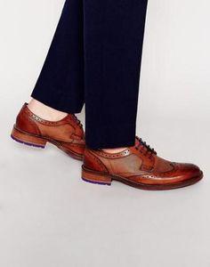 3828031e2dd7 ted baker cassiuss budapester bronze  wingtips  formalshoes  men  covetme  Man Shop,
