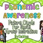 Phonemic Awareness Fun {Syllables}