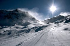 Oh what a beautiful morning in Val Thorens!