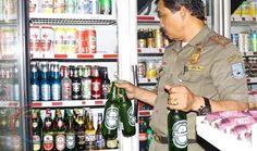 Bolehkan Penjualan Minuman Berakohol, Ahok Tugaskan Satpol PP Cek Penjualan