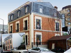 Peindre de façon créative et artistique les façades décrépies d'immeubles, telle est la passion des artistes de l'entreprise A-Fresco SARL qui s'est spécialisée depuis quelques années maintenant dans la réalisation d'imposantes fresques urbaines en trompe-l'oeil.  Installée dans la ville de Eyzin-