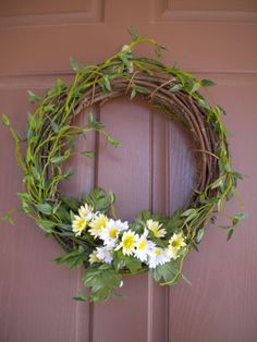 Summer Wreath,  I like