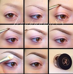I gotta try the new Anastasia Brow Creme!! #eyebrows