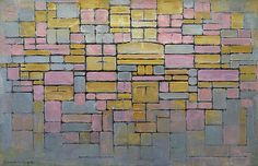 Piet Mondrian - Tableau no. 2 / Composition no. V