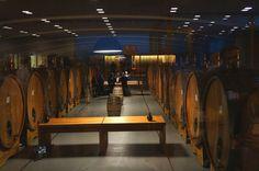 A very impressive cellar