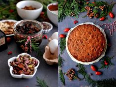 Making the Perfect Christmas Cake Part 2: Baking the Cake | Spice in the City