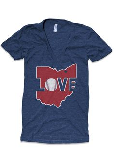 Love Ohio - Tribe Time from Cle Clothing.  Can't wait for this one to arrive in my mailbox tomorrow.