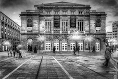Teatro Campoamor (Oviedo) by Miguel Diaz on 500px