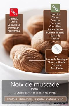 Cuisiner avec la noix de muscade 25 weird food combinations you just might have to try pregnancyfood Snack Recipes, Cooking Recipes, Marinade Sauce, Food Combining, Spices And Herbs, Tasty, Yummy Food, Weird Food, Food Hacks