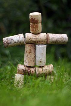 funny little man of #corks