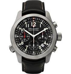 Bremont ALT1-Pilot Automatic Chronograph Watch | MR PORTER