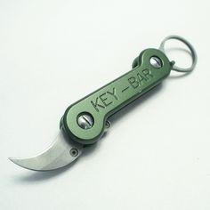 Keyrambit Friction Folder Insert For KeyBar!   Max Venom Product Group