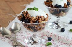 Vanilla-Berry Whole Wheat Couscous Breakfast Pilaf