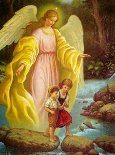 The Lord sent an angel  To watch over you  To love and protect  Everything that you do  And now that you've mastered  His plan here on earth  The Lord's called his angel  To bring you new birth   https://www.facebook.com/photo.php?fbid=10151165552640686=a.384010050685.176979.193375095685=1