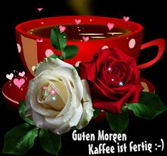 The perfect Coffee Flowers Heart Animated GIF for your conversation. Discover and Share the best GIFs on Tenor. Beautiful Gif, Beautiful Morning, Beautiful Roses, Coffee Gif, Coffee Images, Gif Café, Animated Gif, Good Morning Gif Images, Good Morning Quotes
