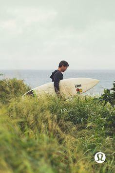 Meet you at the waves via @lululemon #ourskinnysummer #summeriscoming