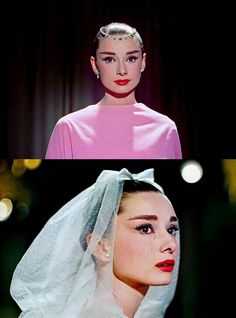 Audrey Hepburn as Jo Stockton in Funny Face dir. Audrey Hepburn, Marilyn Monroe, Francis Ford Coppola, Elegant Bride, Aesthetic Movies, She Was Beautiful, Golden Age Of Hollywood, Classic Movies, Funny Faces