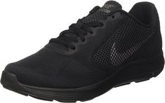 Start the day on the right note by breaking a sweat in the Nike Revolution 3 running shoe Size : US Men's 8 Cut: halfshoes Season: all year Purpose: running By Nike Nike Revolution 3, Break A Sweat, Nike Pegasus, Us Man, Partner, All Black Sneakers, Nike Men, Running Shoes, Dark Grey