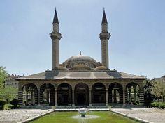 Sulaimanya Mosque - Damascus, Syria