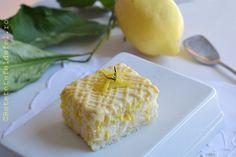 Prajitura cu crema de lamaie este una tare draga mie pentru ca deserturile racoroase, …