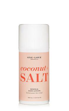 Coconut + Salt