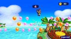 Balloon Island in Amiibo Festival #animalcrossing