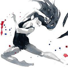 Dansnätverket. Modern dance. Contemporary dance.