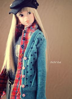 momoko--- Not a fan of the doll but love the outfit