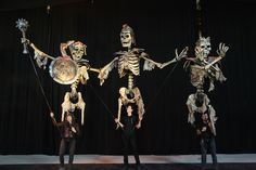michael curry, theatrical puppetry