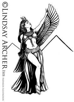 Isis by Lindsay Archer