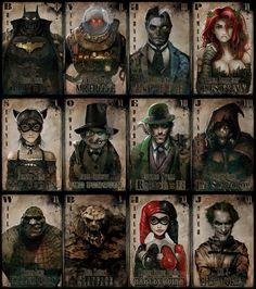 Joker The Animated Series DC Poster - Batman Art - Ideas of Batman Art - Suicide Squad Poster Harley Quinn and The Joker Superhero Poster Joker Batman, Joker Art, Joker And Harley, Harley Quinn, Gotham Batman, Batman Robin, Gotham Villains, Comic Villains, Dc Comics Characters
