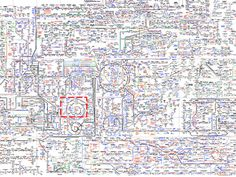 The most complete metabolic map.