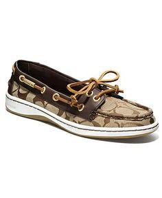 COACH RICHELLE FLAT - Coach Shoes - Handbags & Accessories - Macy's #xmas_present #Black_Friday #Cyber_Monday