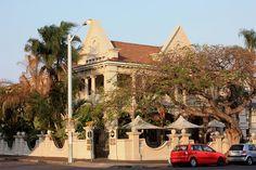 Urban renewal, Florida Road, Durban by Kleinz1, via Flickr