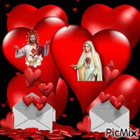PicMix of giurgead [p. 7 on Good Morning Prayer, Good Morning Gif, Morning Prayers, Heart Gif, Good Night Gif, Religious Pictures, Morning Greetings Quotes, Mary And Jesus, Beaded Cross