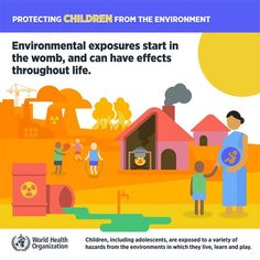 """1.7 Million Deaths Annually of Children under Five Are Linked to the Environment Says World Health Organization  Two new reports from the World Health Organization (WHO) determined that every year Earth's polluted environment accounts for 26% of deaths of children under five.   """"A polluted environment is a deadly one — particularly for young children,"""" says Dr. Margaret Chan, WHO Director-General. Read more…"""