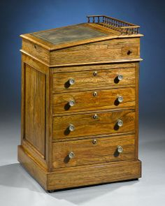 gillows style rosewood davenport art deco style rosewood secretaire 494335