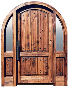 Arched Entrance - Arched Door 12th Cen France - 9021AT