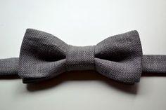 Sew a Bow Tie - tutorial