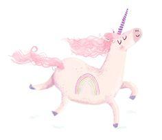unicornnew, unicorn, illustration, cute