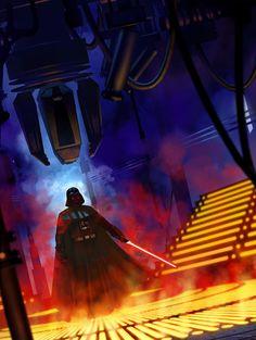 Artwork Star Wars - ACME - Lurking Lineage